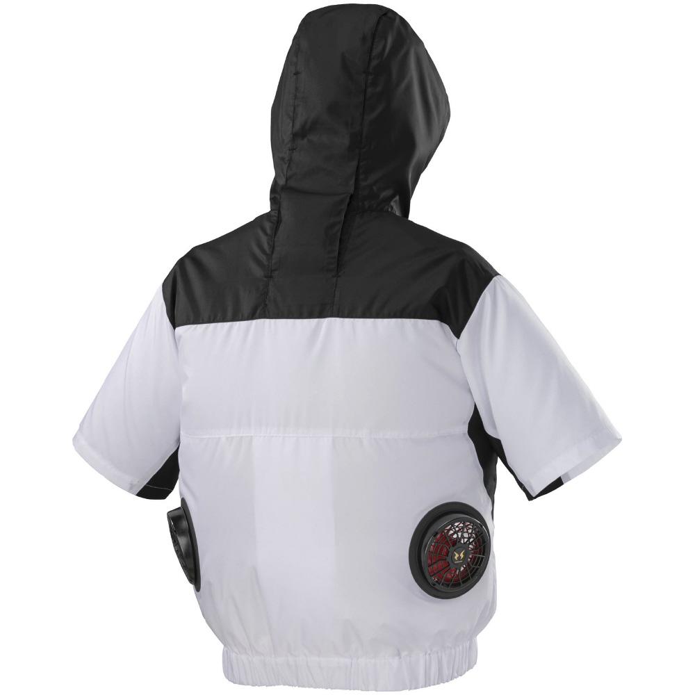 半袖のエアリージャケットも。