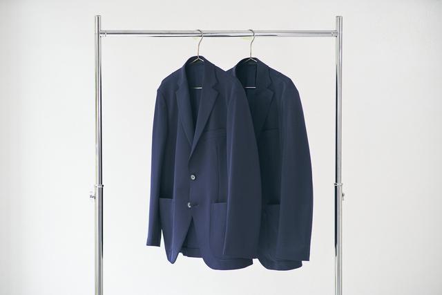 ラフだけどラフに見えないジャケット