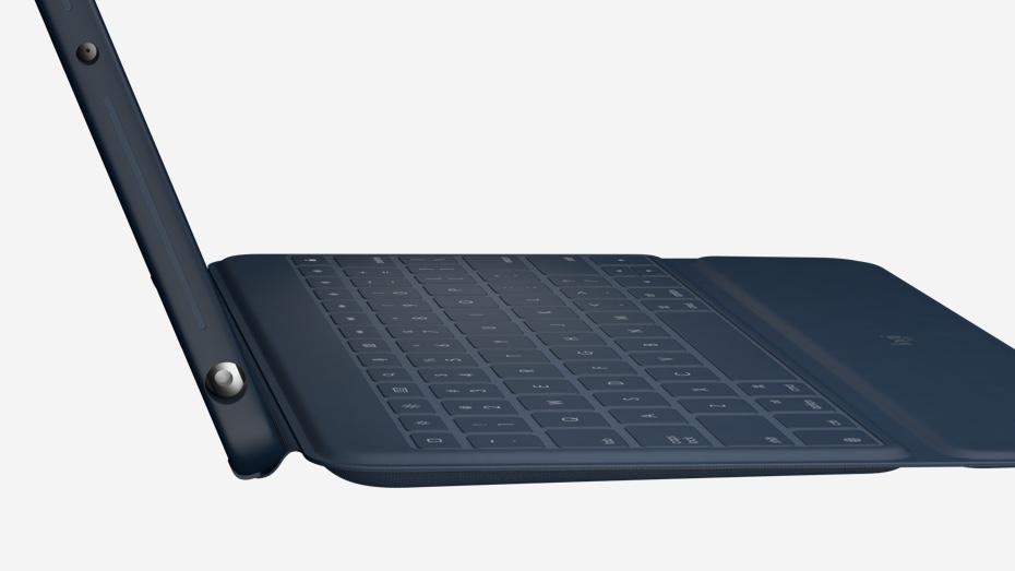 iPadと瞬時に接続
