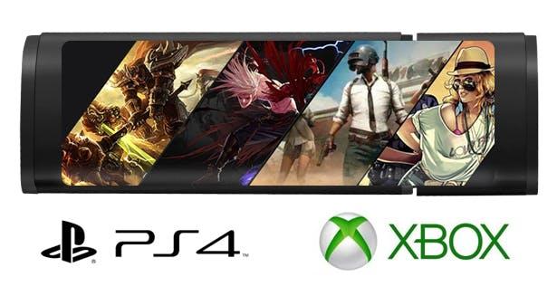PS4、Xboxのプレイを快適に
