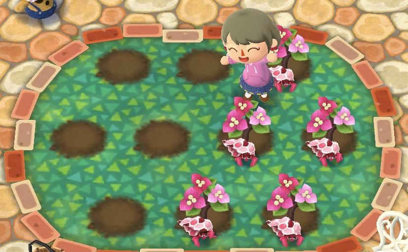 ガーデンイベントの流れ