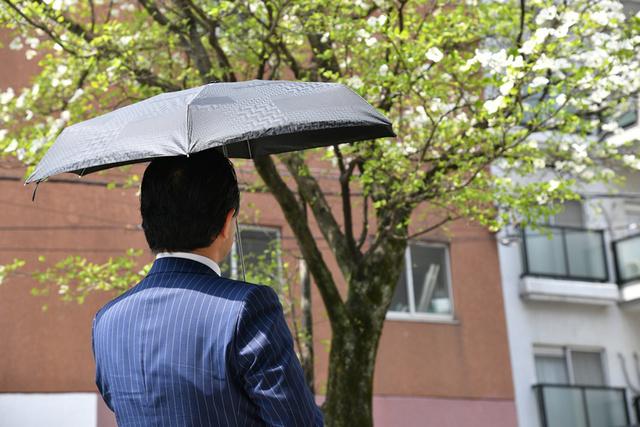 日傘としても便利