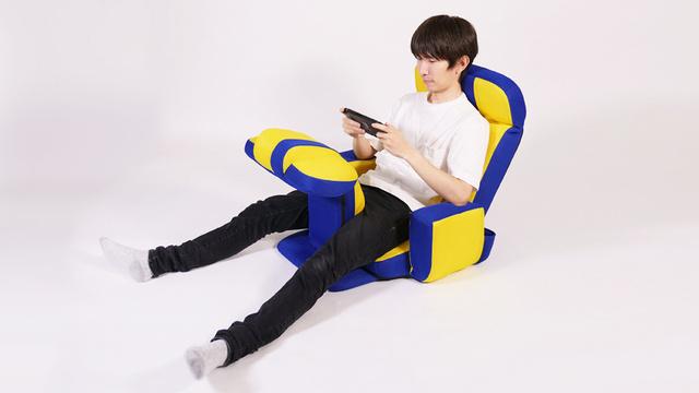 【座り方2】腰が疲れたら背もたれを使おう