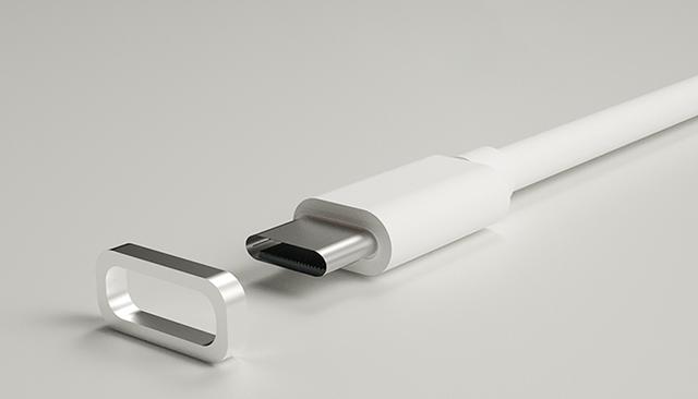 充電器はTYPE-Cに対応