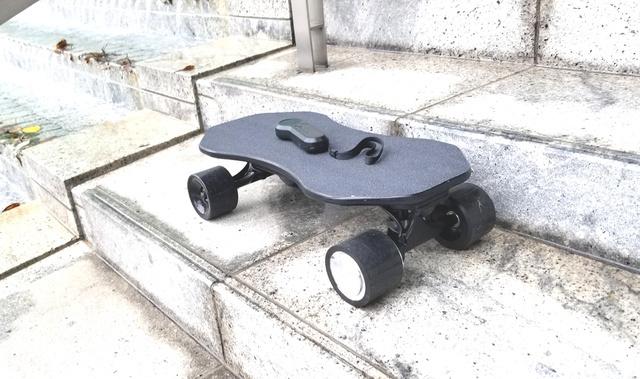 誰でも簡単にスケートボード体験