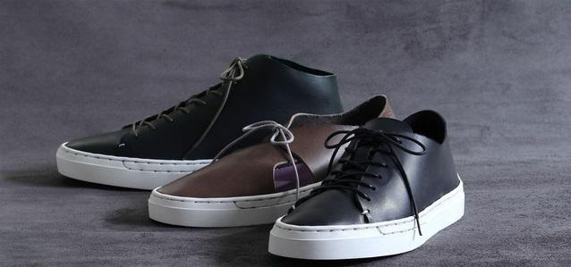 靴を作る楽しみを