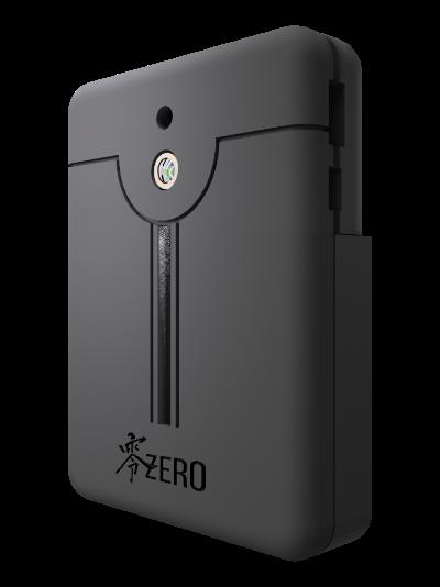 【ドアにペタッ。】日本製、自動体温検知センサー「サーモゲート 零-ZERO-」