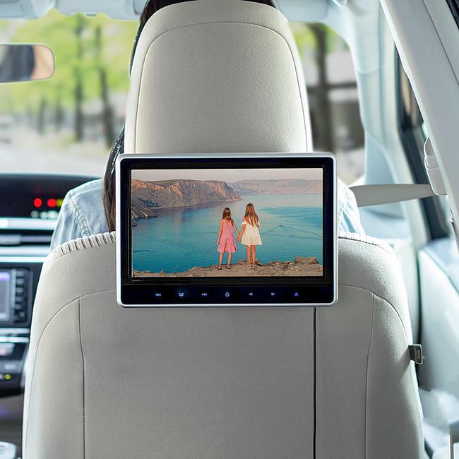 車の中でも映像を楽しむ