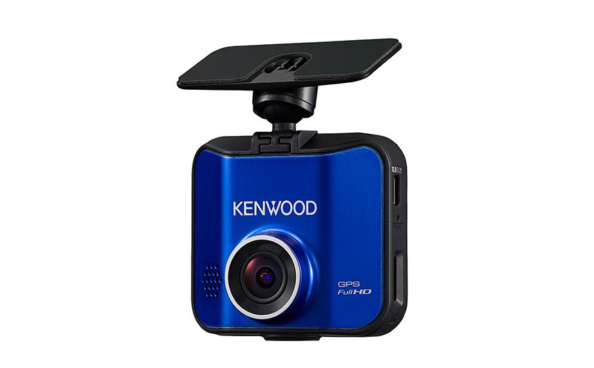 KENWOODから発売される新しいドライブレコーダー