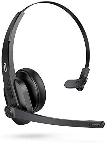Bluetooth5.0対応 モノラルヘッドセット
